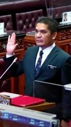 [Siaran Semula] Radzi Jidin, tiga lagi Senator angkat sumpah di Dewan Negara