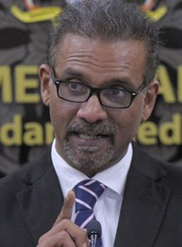 Are you a government lapdog, Ramkarpal asks Speaker