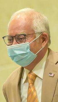 LIVE: Sidang media ahli Parlimen Pekan Najib Razak