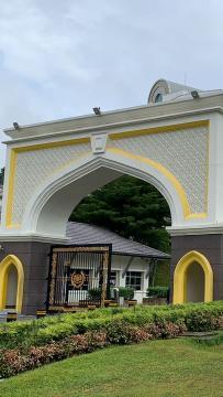 LIVE: Ismail Sabri tiba di Istana Negara