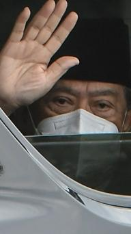 LIVE: Sidang media Muhyiddin Yassin selepas menghadap Agong di Istana Negara
