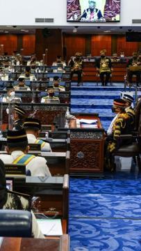 LIVE: Dewan Rakyat sitting - October 27 (Afternoon Session)