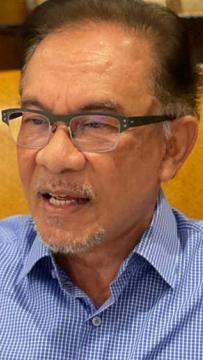 LIVE: Sidang media pembentangan Bajet Pakatan Harapan oleh Anwar Ibrahim