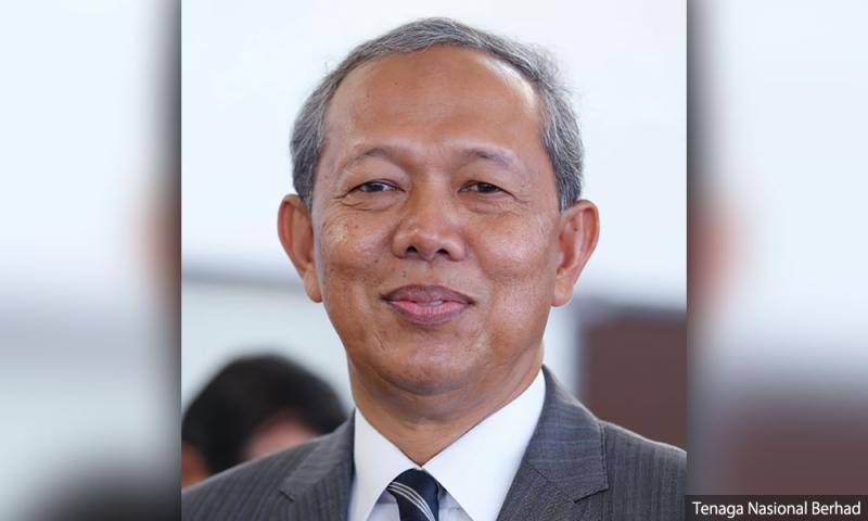 Ahli Parlimen Umno dilantik Pengerusi TNB yang baharu