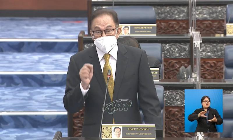Anwar dakwa MoU kerajaan-PH sengaja dilengah-lengahkan